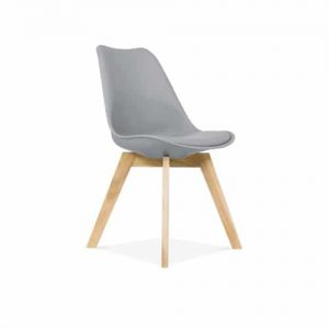 CHELSEA TULIP CHAIR GREY