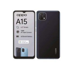 OPPO A15 BLACK 32GB