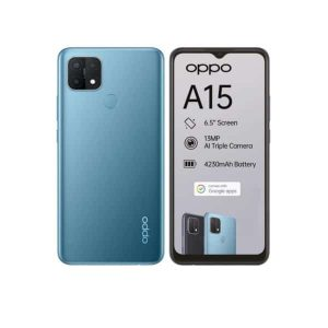 OPPO A15 BLUE 32GB