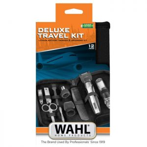 WAHL DELUXE TRAVEL KIT TRIMMER