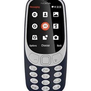 NOKIA 3310 DS DARK BLUE