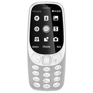 NOKIA 3310 DS GREY